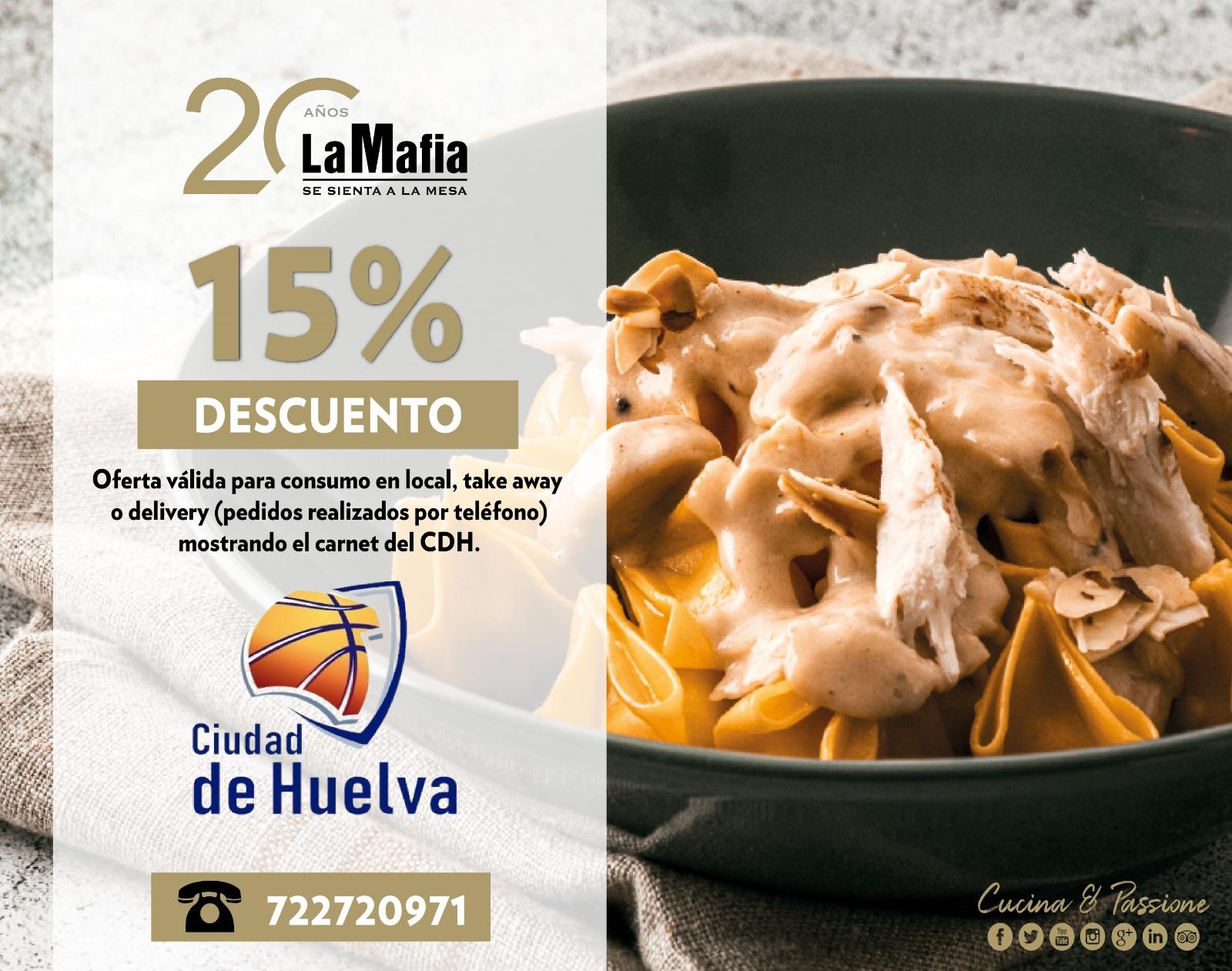 oferta La Mafia